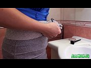 stunning hot fully clothed bath scene