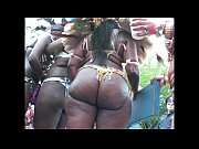 Big booty booties shakin&#039_ West Indian Labor day Caribbean Parade