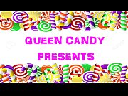 Queen candy pink lipstick...