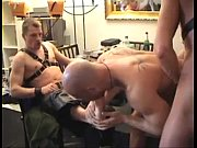 hoy leather gangbang  amateur   b.
