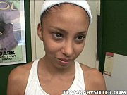 Picture Young Girl 18+ Babysitter Alexis Spreading Her Pu...