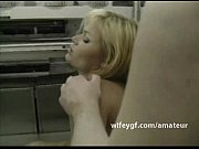 Chef geek wifey is sex fucked in kitchen by her sous