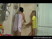 russian girl lesbians in the shower iphone porn vidoes only at pornmike.com