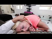 Teen learns to obey!