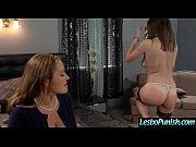 Sex Tape With Mean Lesbo Punishing Cute Girl mov-08