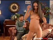 young teen latina jizzed on her.
