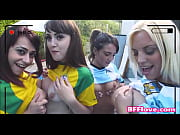 teen soccer best friends suck and fuck their.