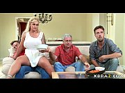 stepmom milf seduces her stepson with his dad.