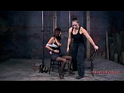 gagged sweetheart acquires lusty torturing