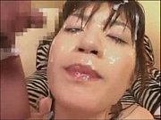 Busty Asian Amateur's Whole Body Bathing with Cum