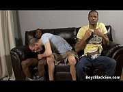 White Sensual Boys Banged By Gay Black Dudes Movie 02