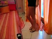 Hot beautiful brunette GF&#039_s Striptease on webcams - FapMyGF.com