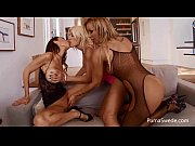 Puma Swede in All Girl Big Titty Threesome with Sandee &amp_ Sandy!