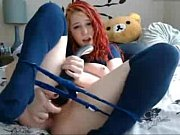 red head tight teen on cam - more.