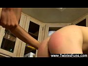 Black gay thin man jerks off Kyler Moss is a highly super-naughty