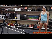 real ebony pawnshop amateur workingout