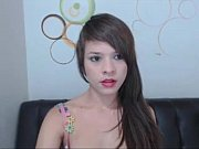 colombian teen camwhore . My X-mas live webcam show: 4xcams.com