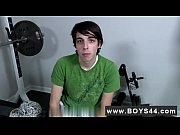The gay teen studio tom free video Chris fulfills his without a