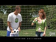 Big-tit British redhead Soccer mom Lia Lor fucks her son's coach view on xvideos.com tube online.