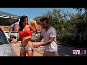 12 min pornvideo Jasmine Jae fucked at the carwash public PureXXXFilms.com