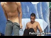 Gay Couple Good Anal Sex Felching