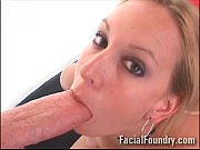 Blowjob and facial...