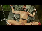 sexy gay men in brutal bondage.