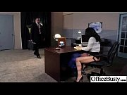 (jayden jaymes) Busty Hot Girl Hard Banged In Office video-16