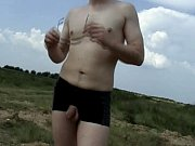 naked sweaty outdoor fun 01 part1 run and jump.wmv