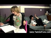 Amazing twinks Kyler Moss naps while Miles Pride attempts to work and