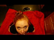 Gorgeous Ginger Amateur POV BLowjob