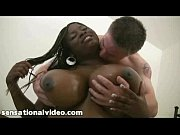 Black Big Tit Plumper Mianna Fucks and Suck White Dick