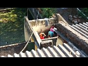 hidden Bath in India