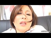 Milf In Schoolgirl Uniform Getting Her Shaved Pussy Stimulated With Vibrators By