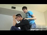Very hot and special gay sex movie first time Nick gets a lil&#039_