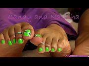 candy and natasha atlanta top foot model - youtube
