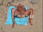 bitch on the beach