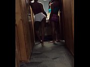 College Girls Twerking with a lot of ass