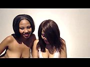 two south african girls want cum on their asses
