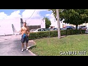 lusty homosexual seduction for dude