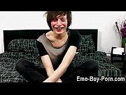 Emo gay interview Jesse Andrews is only eighteen years old and hasn&#039_t