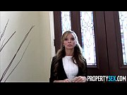 property sex - sexy petite real estate agent.