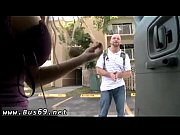 Teen twink hitchhiker sex The Big Guy On BaitBus!