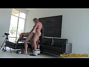 Sexy stud Mike sucks jizzster and gets gays
