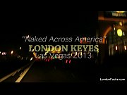 london keyes nude in her hotel