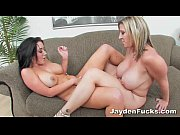 Wet Couch Fun With Jayden Jaymes