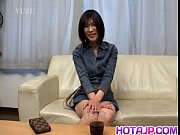 kasumi ito arouses pussy with vibrator