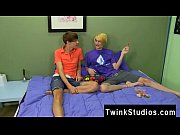 Hot twink scene After a excursion to the dentist, Preston Andrews