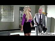 Hot Girl (bridgette b) With Big Juggs Banged In Office movie-08
