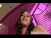 Skinny Babe Ivy Winters Nailed By A Huge Black Dick